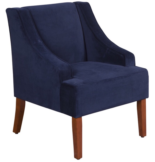 Target Threshold Barrel Chair U2013 $143.99