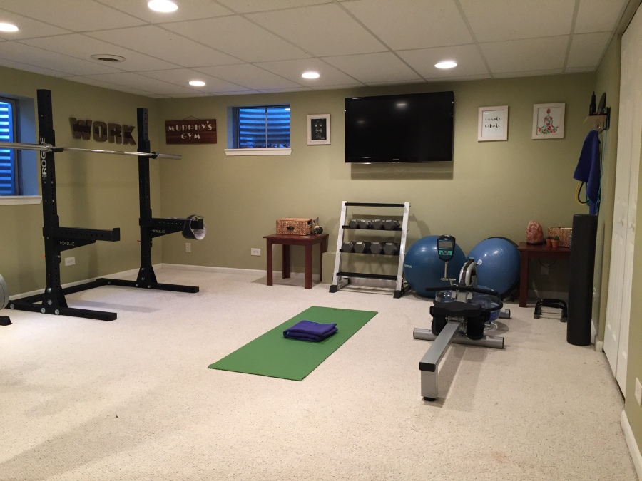 Accomplishing My Life-long Dream to Work Out atHome