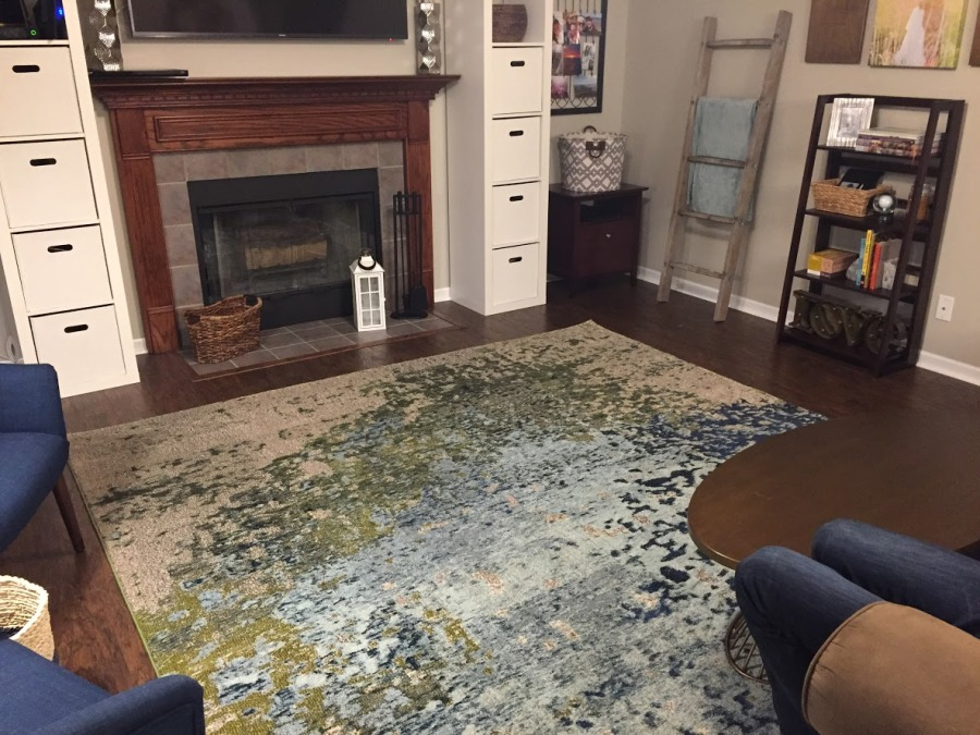 """Easy Living Room Updates and Figuring out My """"Style"""""""